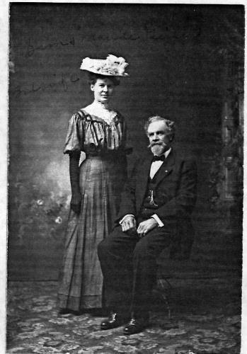 Samuel J. & Maude Geiser - circa unknown