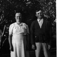 William Frank and Sophia (Williams) Kerber - July 4, 1945