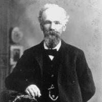 James Maxwell, Jr. - Portrait courtesy of Carver County Historical Society.