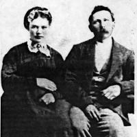 Francis and Anna M. (Geiser) O'Reilley - circa unknown