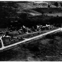 Aerial of Mudcura Sanitarium - circa unknown