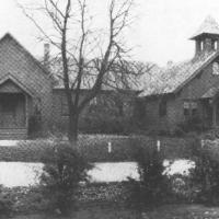 Minnewashta Union congregational Church -  circa 1920