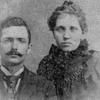 Mr. and Mrs. William J. Aldritt, 1902