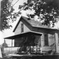 Aldritt home on Lake Minnewasha's Cedar Point - circa unknown