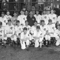 Chanhassen Redbirds - 1949 Championship Baseball Team