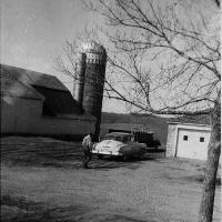 William Bongard's farm - circa 1950